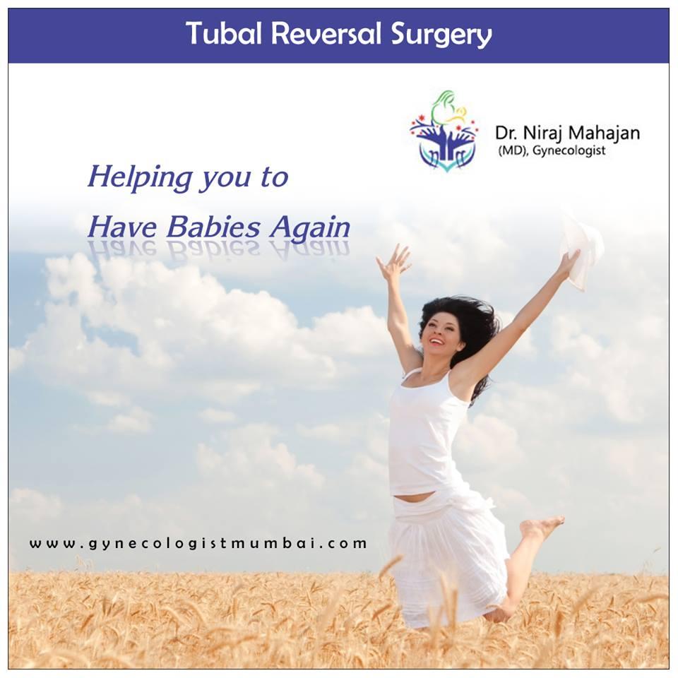 tubal ligation reversal surgery
